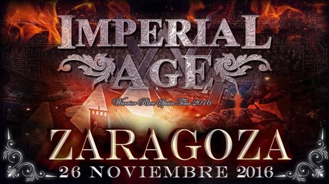 IMPERIAL AGE ZARAGOZA